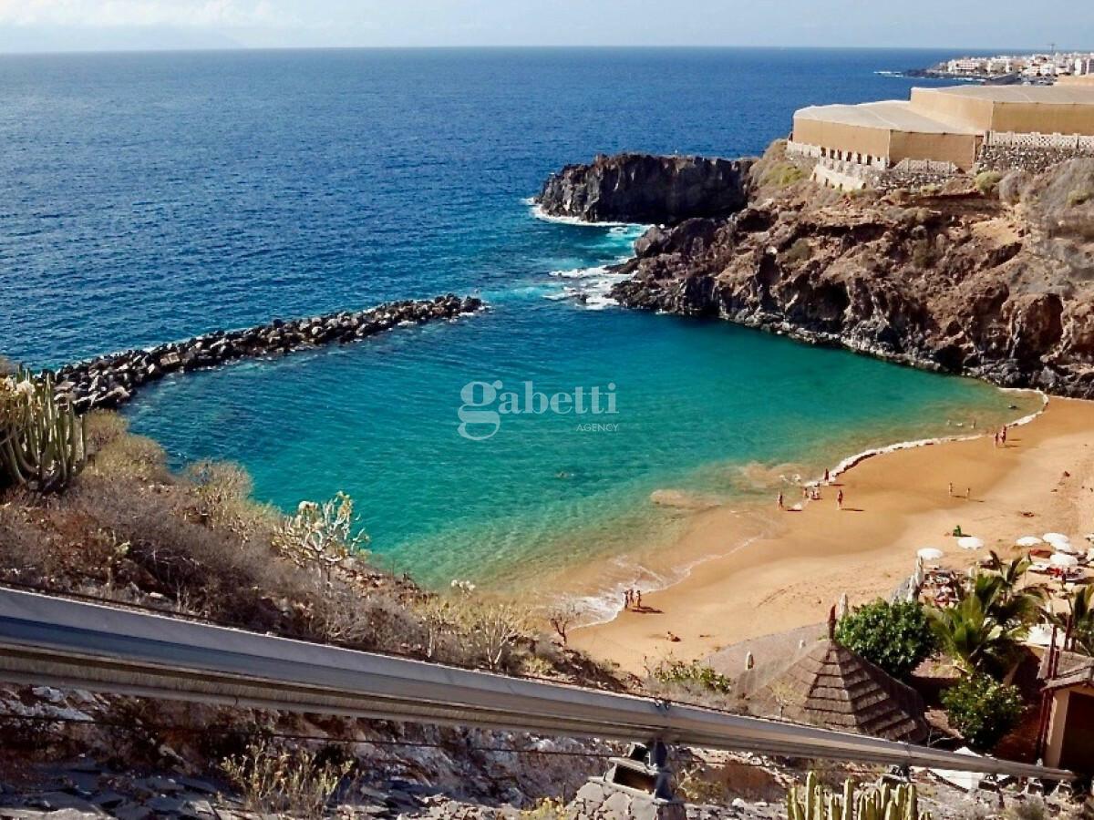 Playa de Abama... da visitare assolutamente.