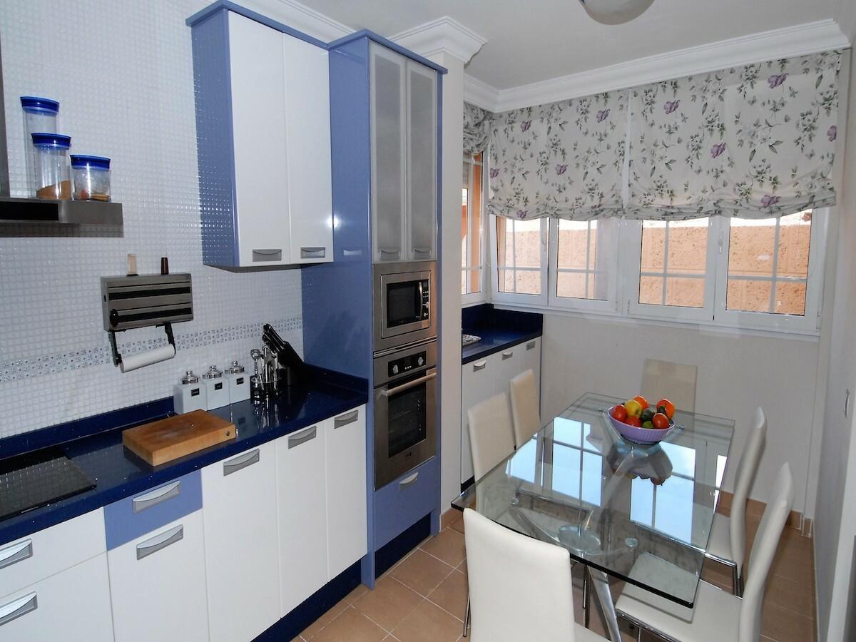 Villa indipendente, cucina