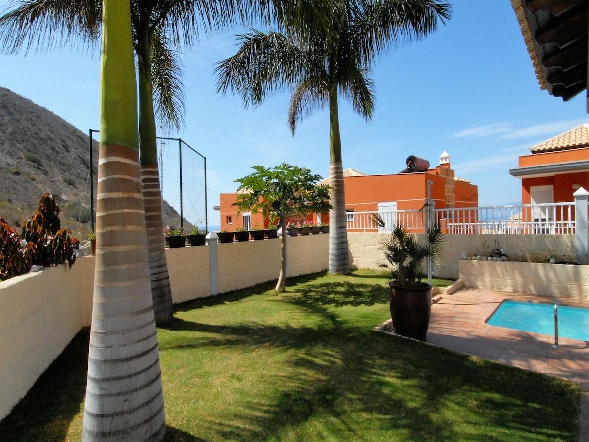 Villa indipendente, giardino