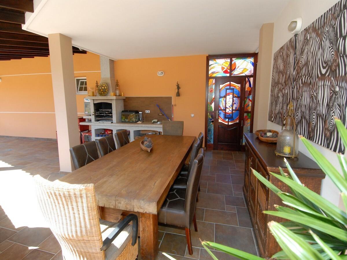 Villa indipendente, patio