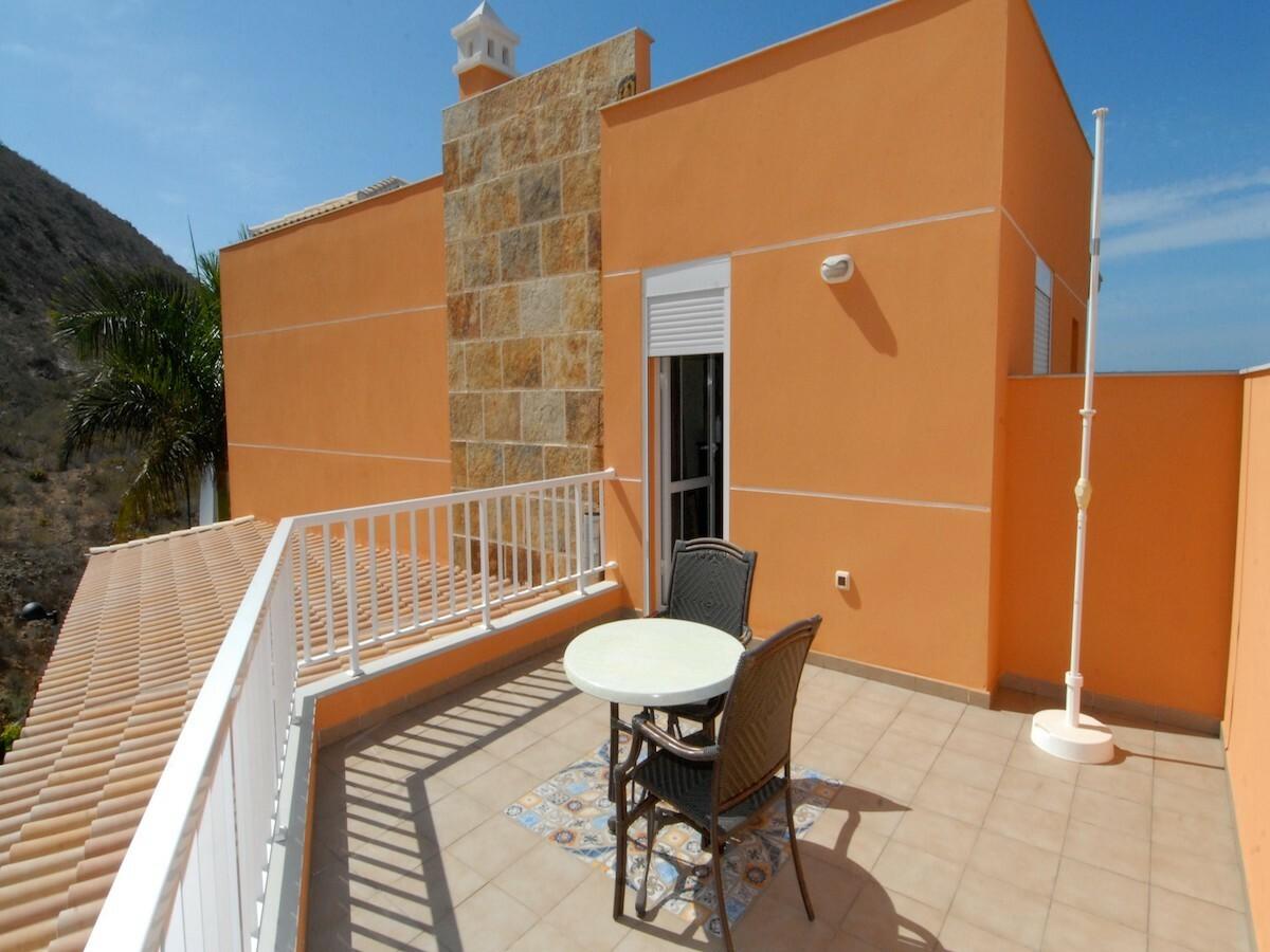 Villa indipendente, terrazza
