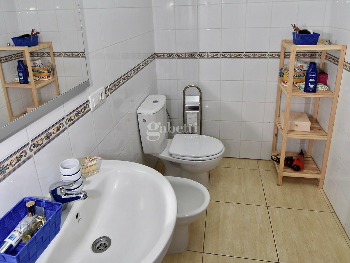 Bilocale vista mare a pochi minuti da Los Cristianos, bagno
