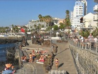 Vista di Puerto de la Cruz